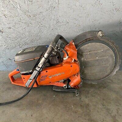 Husqvarna K960 14 Ring Concrete Saw Gas Power Cutter Handheld Cut Off
