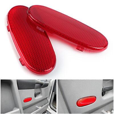 Durango Front Door Panel Reflector Interior Trim For Dodge Ram 1500 2500 3500 E Door Trim Panel Reflector
