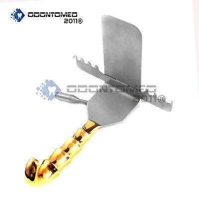 Abdominoplasty Retractor 4x4 Sharp Prong 110 X 60 Surgery Instrument Bst-021