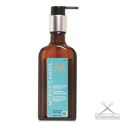 125ml MOROCCANOIL + BONUS Arganöl Sondermenge Treatment + PUMPE