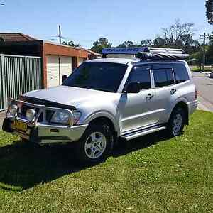 2003 Pajero second owner 1 year rego great car Condell Park Bankstown Area Preview