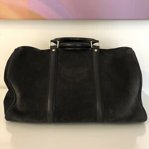0a0af84a5d6b Authentic Louis Vuitton SC Bag Sofia Coppola Asphalt Suede  5800 ...