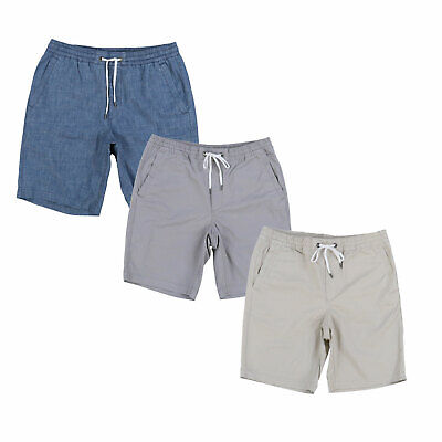 Polo Ralph Lauren Mens Shorts Classic Fit Flat Front Drawstring Bottoms Pony New