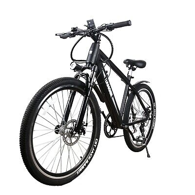 """26"""" City Electric Bicycle Assisted Bicycle with 300W36V10A Lithium Battery"""