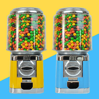 Brand New Bulk Vending Gumball Candy Machine Countertop Treat Dispenser 2 Colors