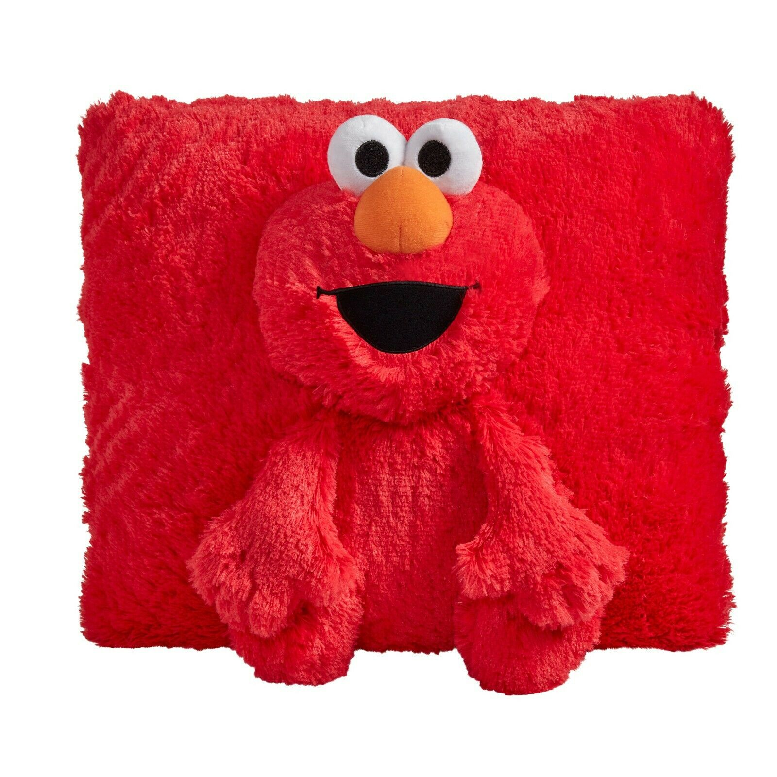 Pillow Pets Sesame Street Elmo Stuffed Animal Stuff Toy