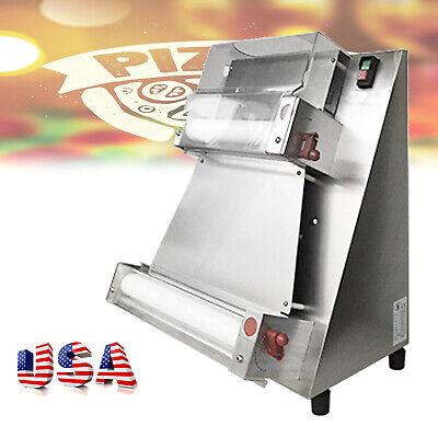 100 Warranty Auto Pizza Bread Dough Roller Sheeter Machine Pizza Making Machine