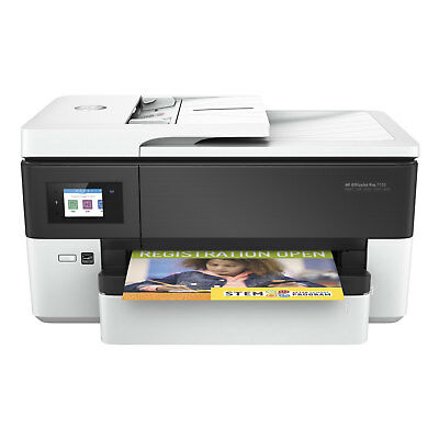 HP Officejet Pro 7720 4-In-1 Multifunktionsdrucker WLAN Tintenstrahl DIN A3
