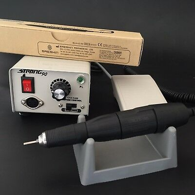 Dental Lab Marathon Micromotor Strong 90 Polishing High Speed Handpiece 35000rpm