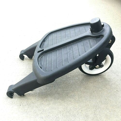 Bugaboo Wheeled Board Toddler Ride On Stand On Step Board Attachment EUC
