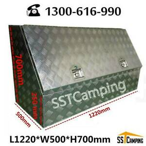 L1220*W500*H700 3/4 Side Opening Heavy Duty Toolbox Hot Sales !