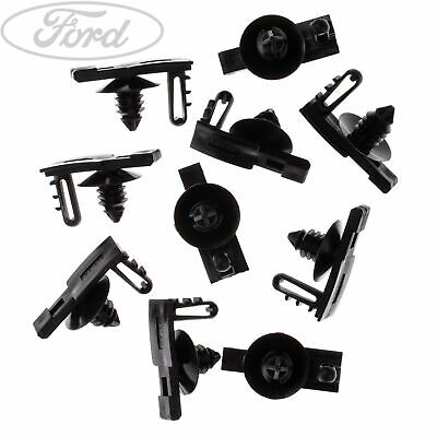 Genuine Ford Auxiliary Fuel Fired Pre-Heater Clip x10 6674580