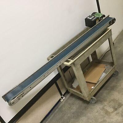 Komax K411 Conveyor For 40t Wire Crimperstripper Machine With Ruetschi Motor