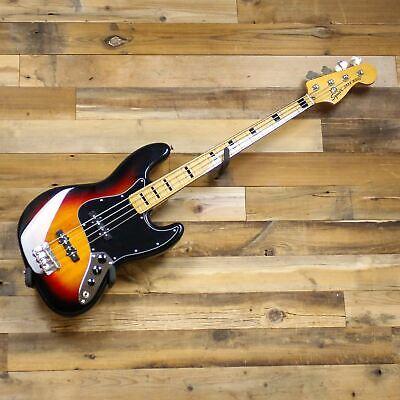 Fender Squier Classic Vibe '70S Jazz Bass 3-Color Sunburst 4-String U142110