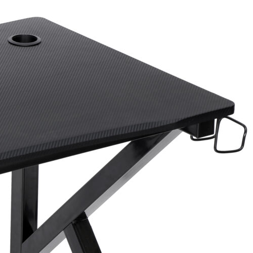 Gaming Desk Home Office Computer Desk Gamer Workstation with Socket Furniture