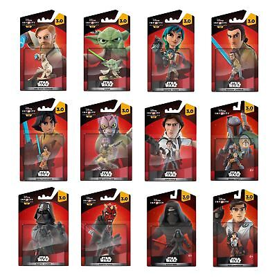 Disney Infinity 3.0 Star Wars Figure Toy PS4 PS3 XBOX 360 One Wii U Console Game