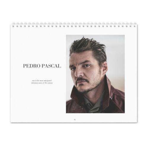 Pedro Pascal - Esquire - 2021 Wall Calendar