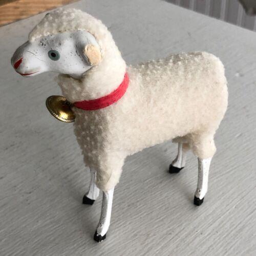 Antique Putz Sheep