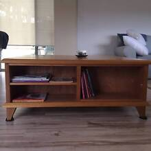 COFFEE TABLE TASMANIAN OAK Macquarie Links Campbelltown Area Preview