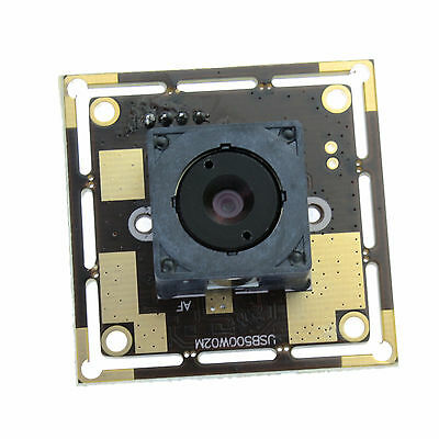 5mp Cmos Ov5640 Usb Camera Module Board For Raspberry Pi 30degree Autofocus Lens