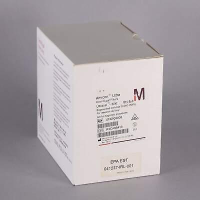 Millipore Amicon Ultra 15ml Ultracel 30k Centrifugal Filters Ufc903008
