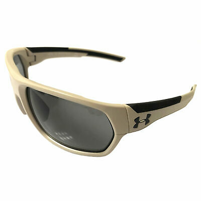 NEW Under Armour Shock Sunglasses UA - Matte Sand ANSI Z87 (Shock Sunglasses)