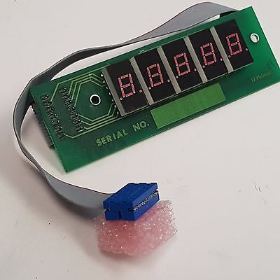 Bridgeport Harig Products 17790640 LCD Display