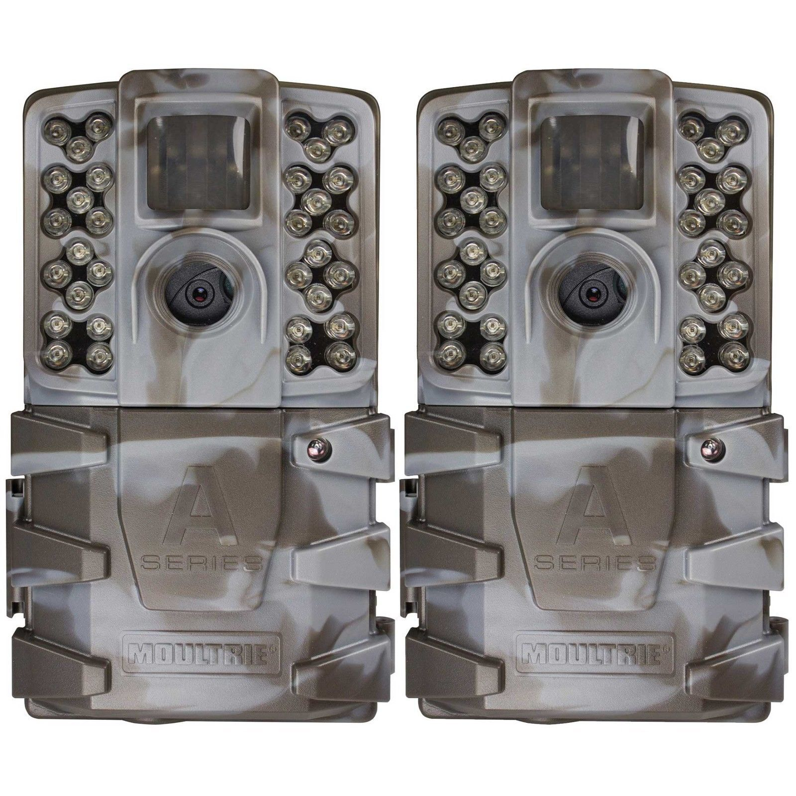 New 2017 Moultrie A-35 Infrared 14 MP Game Trail Camera 2 Ye