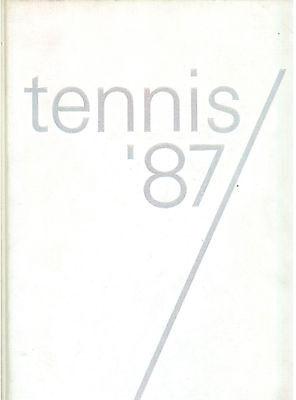 TENNIS '87 SPORT UND KULTUR 1987