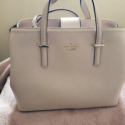 Brand New Kate Spade Evangelie Rose Cloud Handbag