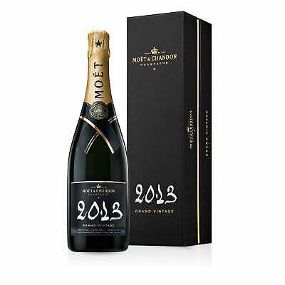 Moët & Chandon Grand Vintage 2013 Champagner (0.75 l) in Geschenkbox