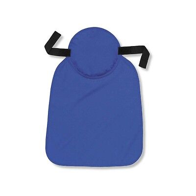 Ergodyne Chill-its 6717 Evaporative Cooling Hard Hat Pad W Neck Shade