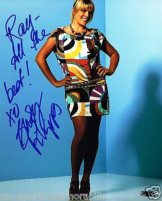 Busy Philipps Signed  Cougar Town  8X10 Photo   Mvsm Coa