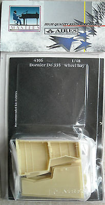 Aires 1/48 4106 Dornier Do 335 Wheel Bay for Tamiya Kit
