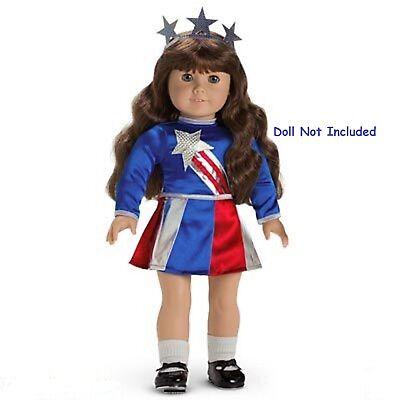 American Girl Molly's Miss Victory Tap Costume NIB NRFB Metal Taps MVC NO DOLL](Molly Doll Costume)