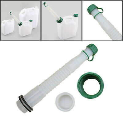 Easy To Pour Gas Can Spout Replacement With Gasket Stopper No More Spills