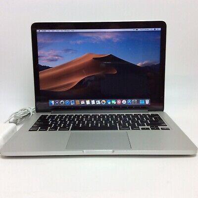 "Apple MacBook Pro 13"" 2013 - 256 GB SSD - 8 GB Ram - Core i5 - 2.6 GHz - #300"