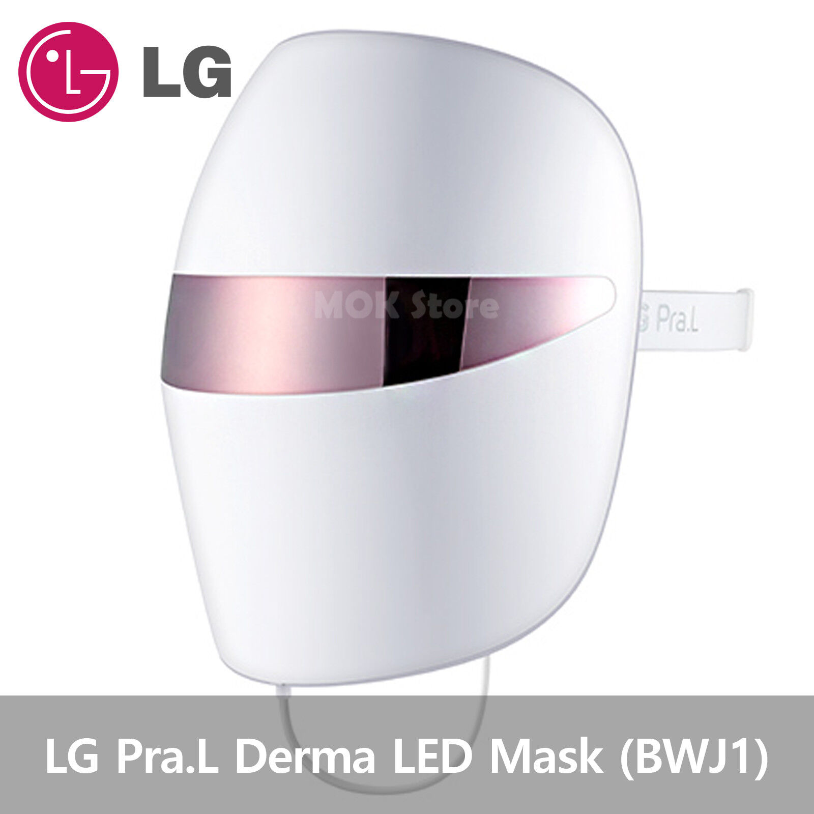 LG BWJ1 Pra.L Derma LED Facial Mask Home Aesthetic Beauty ...