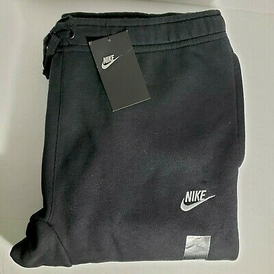NEW Nike Sportswear Men's Standard Fit, Straight leg Fleece Sweat Pants 4XL