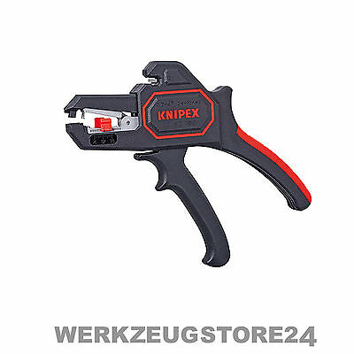 Knipex 12 62 180 mm Selbsteinstellende Abisolierzange 1262180 Isolierzange