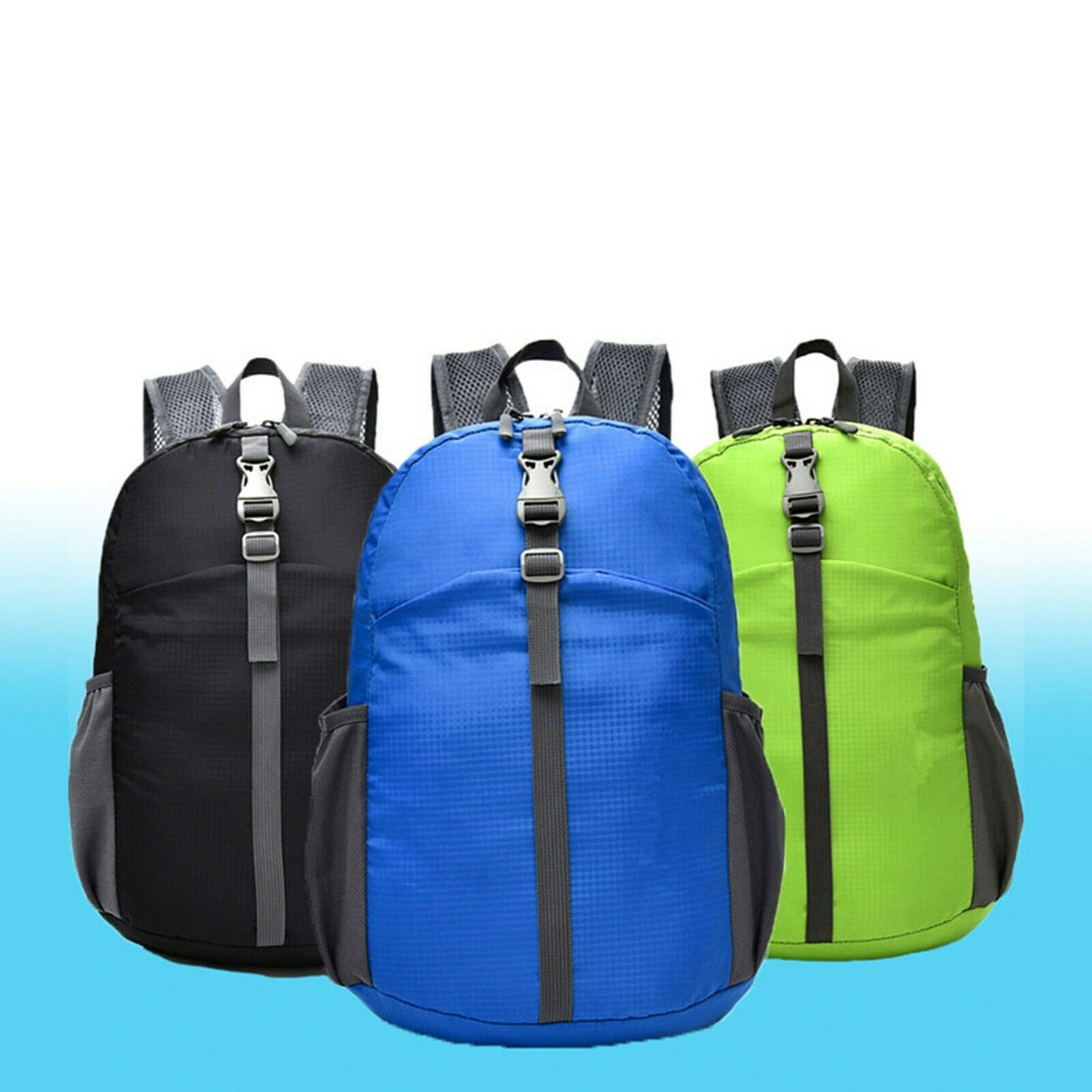 Durable Lightweight Packable Backpack Water Resistant Travel