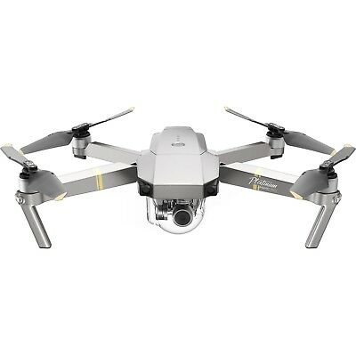 DJI Mavic Pro Platinum Drone - CRAFT + PROPS ONLY - USED