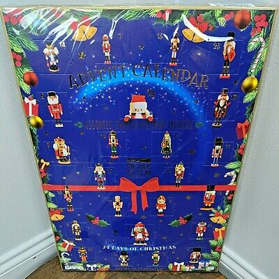Chocolates & Truffles Advent Calendar Moser Roth Germany Christmas New