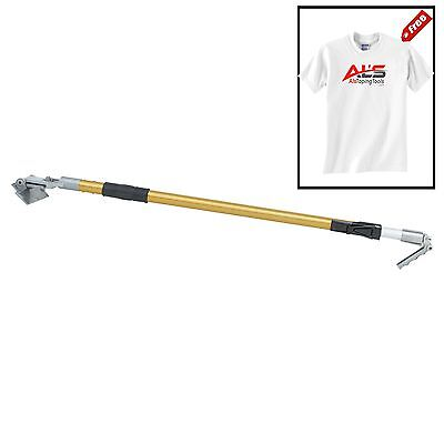 Tapetech Extendable Flat Box Finishing Handle - 88tte- Free T-shirt