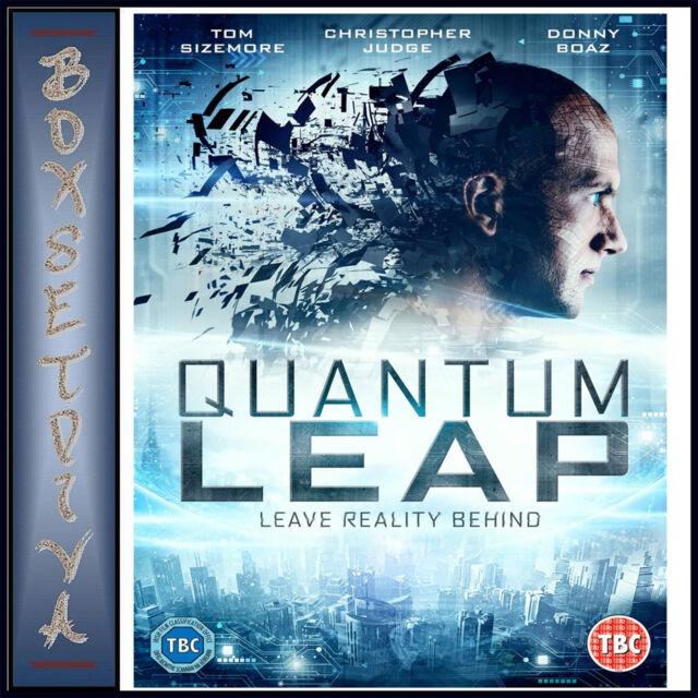 QUANTUM LEAP -   Tom Sizemore & Christopher Judge *BRAND NEW DVD **