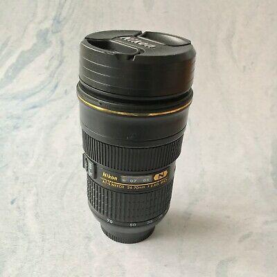Replica Nikon Lens Thermos Mug