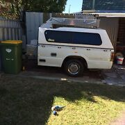 Camper trailer Manning South Perth Area Preview