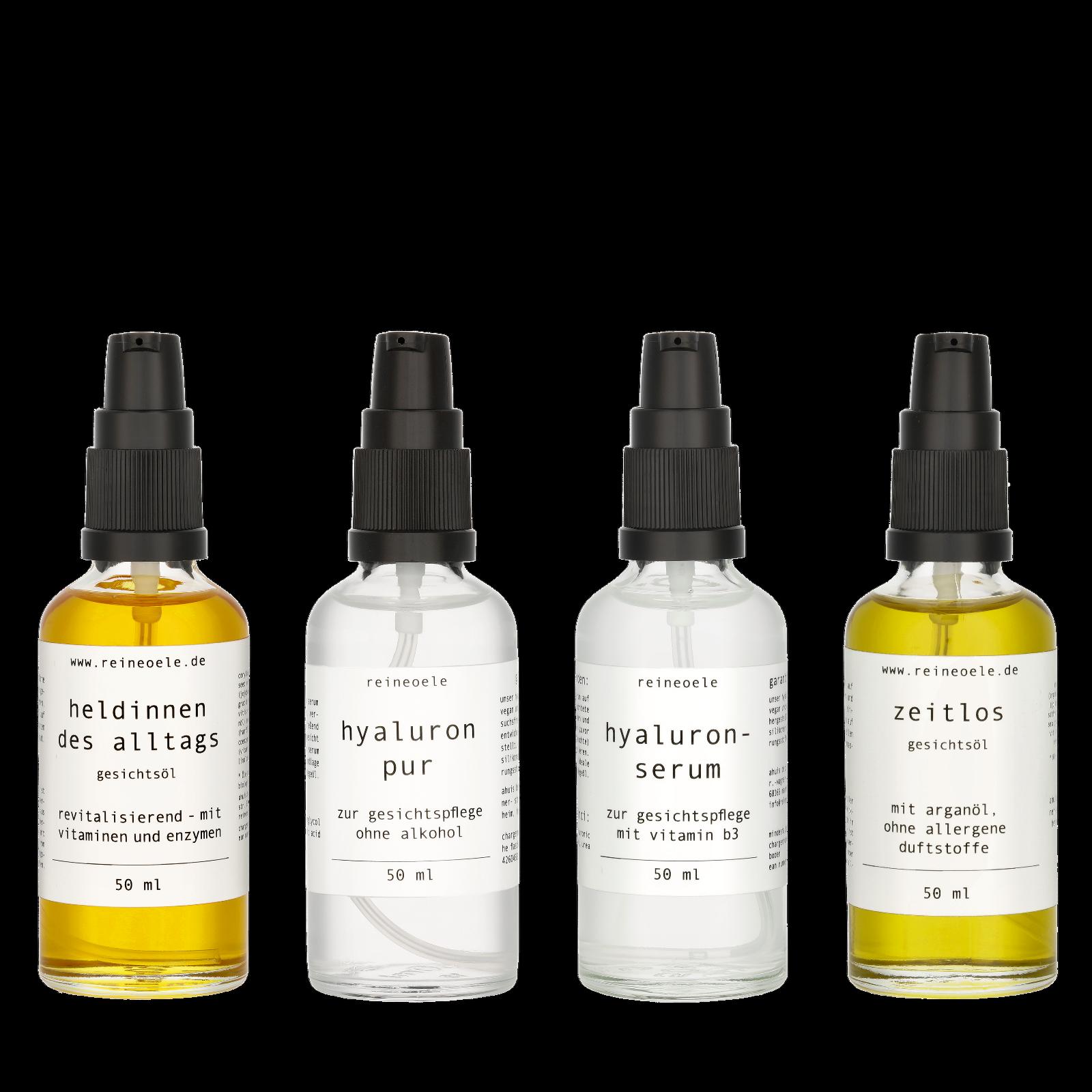 Hyaluron Serum hochdosiert - Hyaluronsäure - Anti Aging Serum - Anti Faltenserum