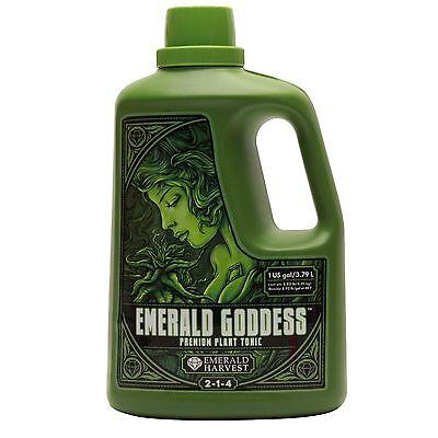 Vitamin Tonic - Emerald Harvest - Emerald Goddess - Premium Plant Tonic Vitamin B1 & Humic Acid