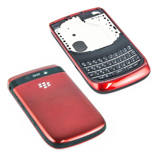 Genuine Blackberry Torch 9800 Housing Cover Case Keypad Frame Full Chasis Fascia